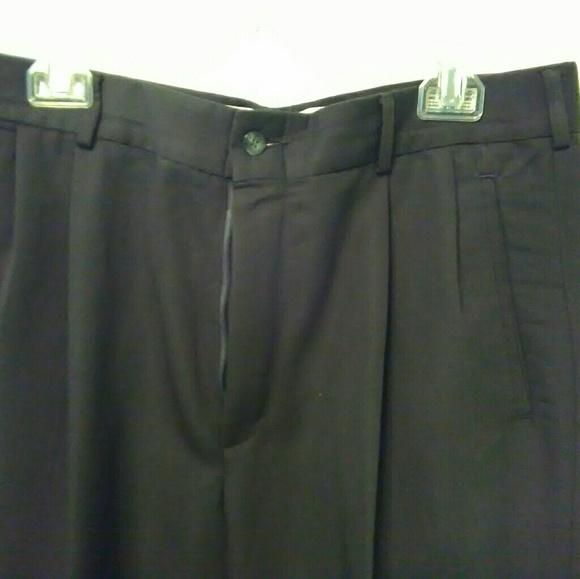 9b55cc6edef78f Geoffrey Beene Pants   Mens Dark Green Dress   Poshmark